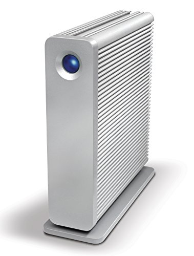 LaCie d2 Quadra v3 Hard Disk 3 TB eSATA/FireWire800/USB 3.0 Desktop External...