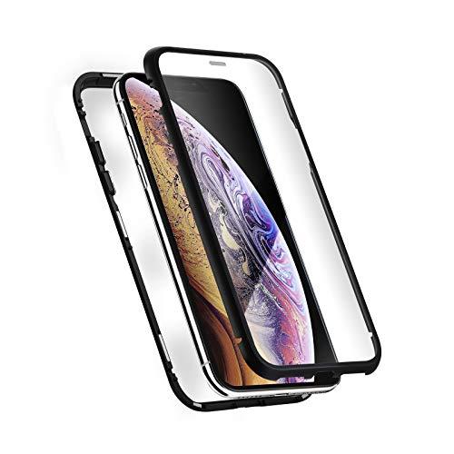 Qdos - Infinity Defense Case Trasparente per iPhone X