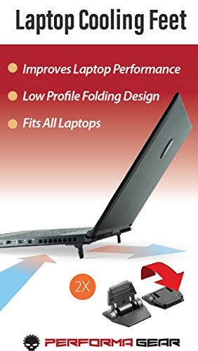PerformaGear, computer portatile Cooling Feet.