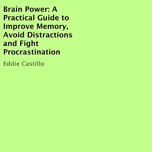 Brain Power audiobook cover art