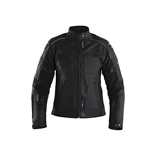 V Quattro Design V4J-SP81L-BKXL Chaqueta Moto Mujer, Negro, XL