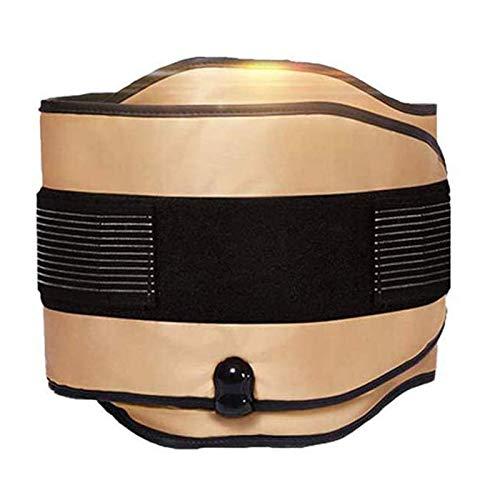 SHHYD Minceur Ceinture De Massage, Abdominal Chauffage par Vibration pour La Perte De Poids, 3 Modes, 3 Réglages De Vitesse