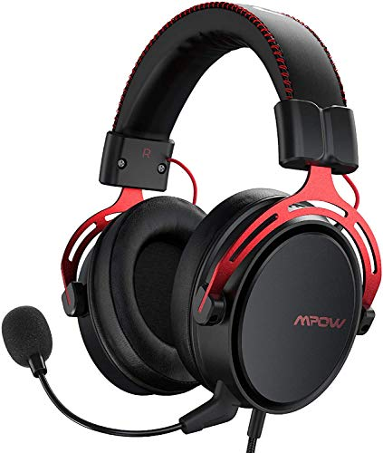 Mpow Air SE Gaming Headset for Xbox One PS4 PS5 PC Switch - Gaming...