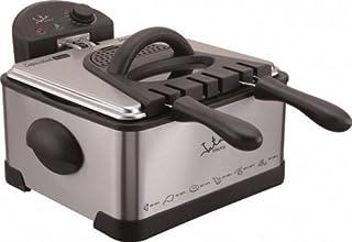 comprar comparacion Jata FR700 Freidora, 2000 W, 0 Decibelios, Acero Inoxidable