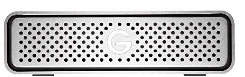 G-Technology G-DRIVE 6 TB Enterprise Classe 7200 RPM, 245 MB/s, con USB 3.0