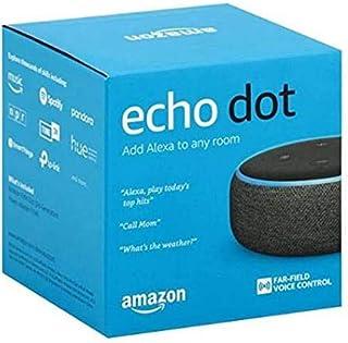Amazon Alexa Echo Dot 3 Geração Speaker Assistente Virtual (Preto)
