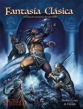 Fantasía Clásica: 5 (Mythras)