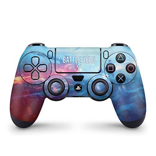Skin Adesivo para PS4 Controle - Battlefield V