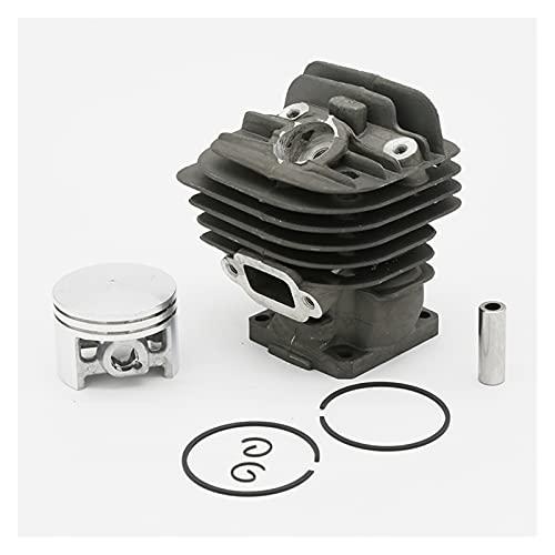 44.7mm Nikasil Plated Cylinder Piston Fit para Stihl MS 026 026pro MS260 260 Big Bore Gaspline Chainsaw Top Piezas de Recambio Compatible (Size : MS260 44.7mm)