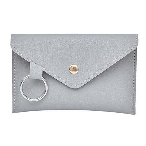 New Toimothcn Women Pure Color Ring PU Leather Messenger Shoulder Bag Chest Bag Travel Accessories B...