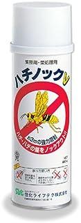 大容量 業務用ハチ駆除用殺虫剤 ハチノックV 1本(480ml)