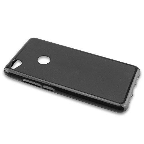 caseroxx TPU-Hülle für Nubia Nubia Z11 Mini, Handy Hülle Tasche (TPU-Hülle in schwarz)