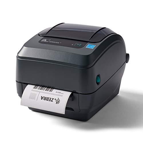 Zebra GX420t Thermal Transfer Desktop Printer...
