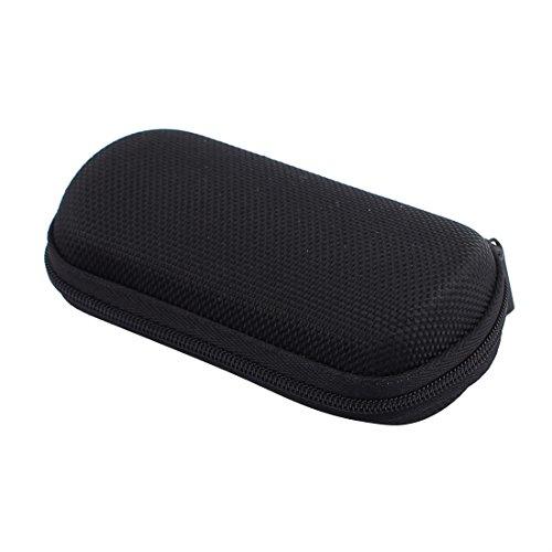 Aexit 116 x 67mm Mini Tragbare Kopfhörer Geldbörse Kopfhörer Fall Kabel Aufbewahrungsbox (8466e120ff70509d682b707460091407)