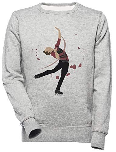 Ijs Schaatsenrijder - Ijs Het Schaatsen Unisex Mannen Dames Trui Sweatshirt Unisex Men's Women's Jumper