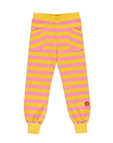 Finkid Damen Leggings TIIKERI mit UV-Schutz 207602 bonbon/Banana, 90/100