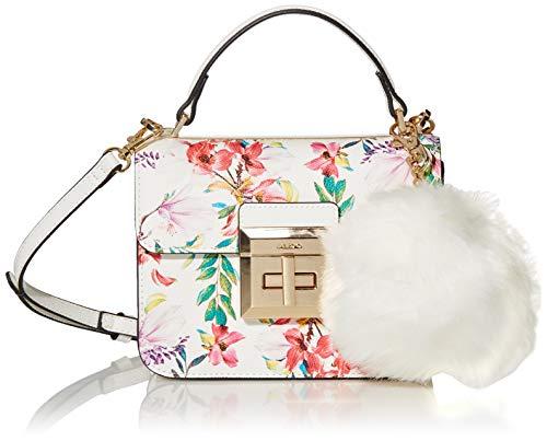 ALDO Chiadda Mini Top Handle Bag, Other White