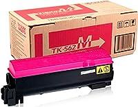 TK562M Toner, 10000 Page-Yield, Magenta by Mita