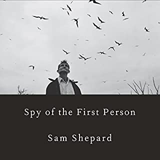 Spy of the First Person cover art