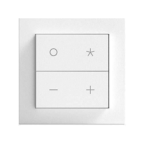 Nuimo Click Add-On: Kabelloser Smart Home Schalter für Sonos [1x EnOcean Schalter] (Exklusive Hub, Weiß)