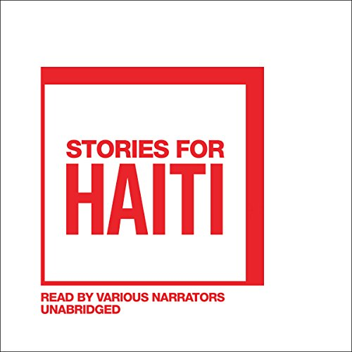 Stories for Haiti audiobook cover art