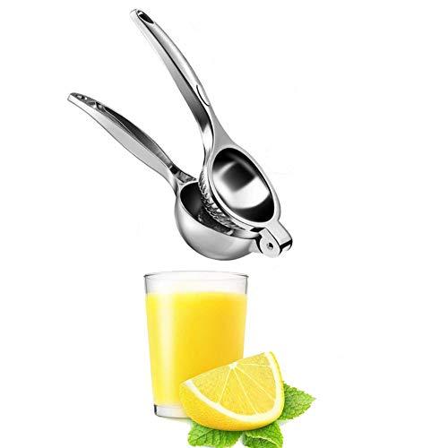 Lemon Squeezer Edelstahl Mit Silikon Griff Manuelle Juicer Entsafter Manuelle Für Kinder Für Zitrusfruchtpresse