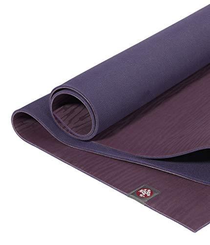 Manduka Yogamatte EKO Mat - 6mm x 206cm - Acai/Midnight