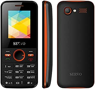 Mobile Phones & Communication SERVO V8240 Mobile Phone, 1.77 inch, 1500mAh Battery, 21 Keys, Support Bluetooth, FM, MP3, G...