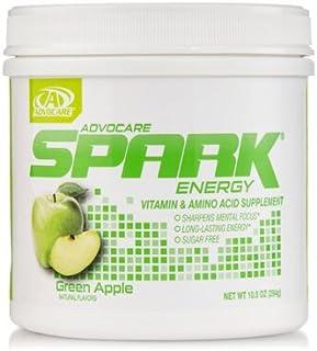 Advocare Spark Energy & Amino Acid Metal Focus Long Lasting Energy Sugar Free 42 Servings 21 Vitamins Choose from 10 Flavo...