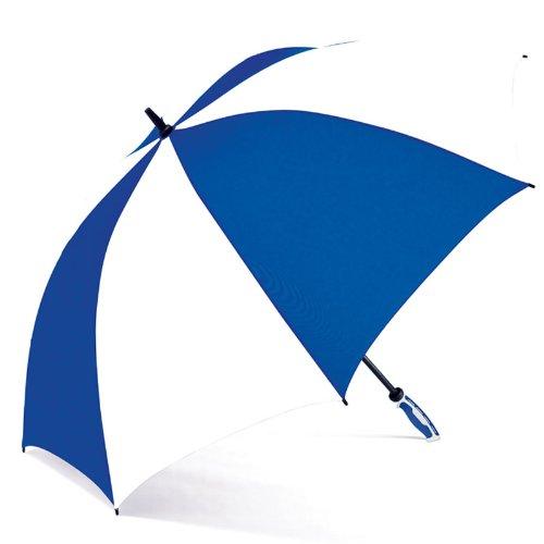 ShedRain Umbrellas Luggage RainEssentials Golf Classic Umbrella, Royal/White, One Size