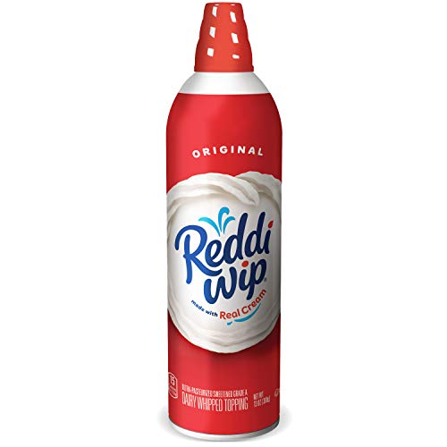 Reddi-wip Original Whipped Dairy Cream Topping, 13 oz.
