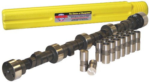 Hydraulic Flat Tappet Camshaft And Lifter Kits - Howards Cams CL112011-11