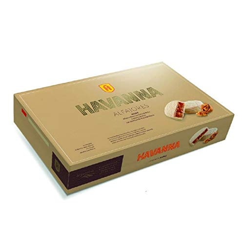Havanna - Alfajores de Nuez (12 alfajores) - 1 x 660 gramos
