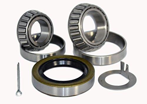 K3-210 Trailer Wheel Bearing Kit 25580/25520 14125A/14276 10-10 for 6,000-7,000 lb axles