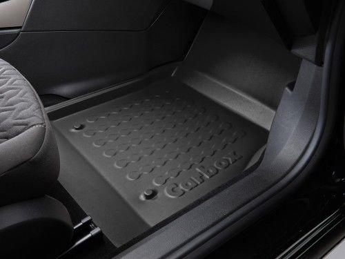 Fussmatten-Deluxe 21456994 Fussraumschalen Fussmatten Gummimatten Beifahrerseite schwarz nur passend für das in der Beschreibung genannte Fahrzeug.