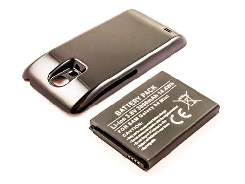 Accu compatibel | 3.8 Volt | 3800 mAh | 14.44 Wh Li-Ion accu Samsung I9195 Galaxy S4 Mini