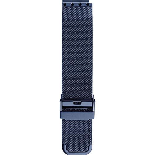 BERING Unisex Erwachsene Edelstahl Uhrenarmband PT-15540-BMLX