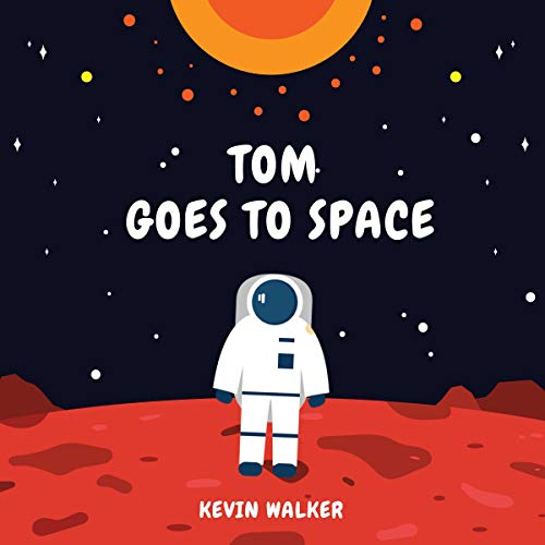 Tom Goes to Space cover art