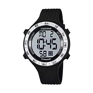 Calypso watches K5663/1 – Reloj de Pulsera Hombre, plástico, Color