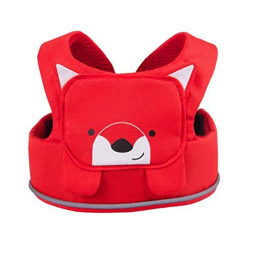 Trunki ToddlePak Lauflerngurt für Kinder - einfach und sicher - Felix (rot)