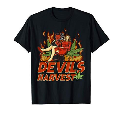 Teufel Ernte Marihuana Stamm Teufel...