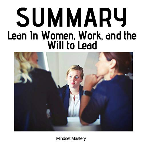 Summary: Lean In audiobook cover art
