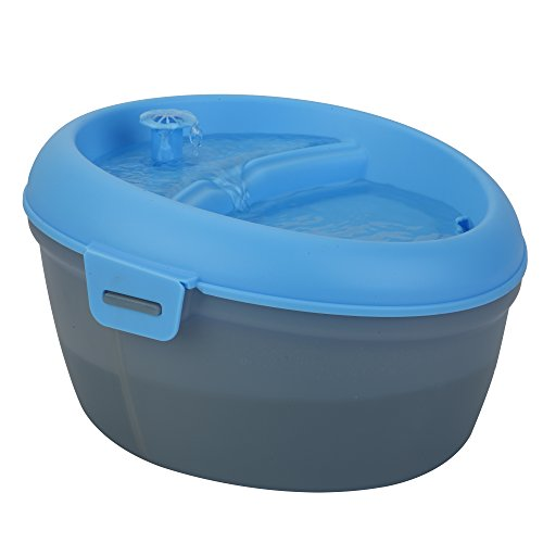CoolerDog Healthspring Pet Fountain, 6L (202 oz)