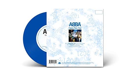 "Happy New Year (7"" Single - Clear Blue Vinyl)"