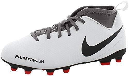 NIKE Jr Phantom Vsn Club DF FG/MG, Zapatillas de fútbol Sala Unisex Niños