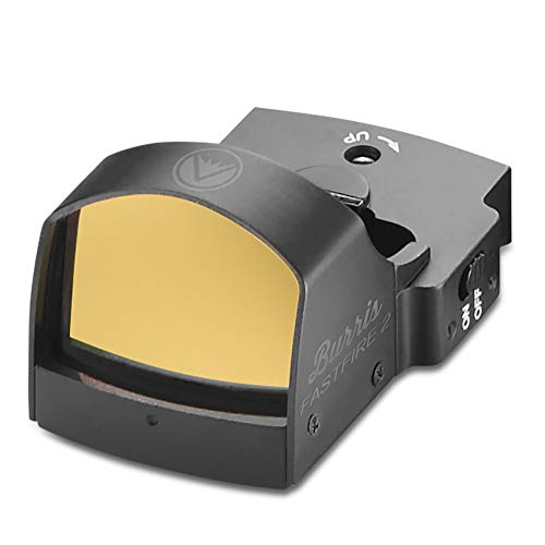 Best Prices! Burris Optics FastFire 2 300232, 300233 – FastFire II Red Dot Sights - Picatinny Moun...