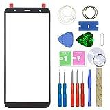 MovTEK Kit de Remplacement de Ecran Tactile Vitre Avant d'origine pour Samsung Galaxy J6 Plus 2018...