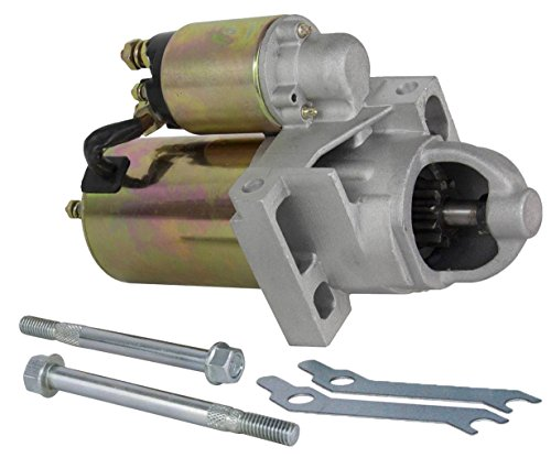 Rareelectrical NEW STARTER COMPATIBLE WITH MERCRUISER INBOARD STERN DRIVE GM 5.0L 305 10095 30450 9000819 50-806964A2 3854751 18-5913 3587625-10 50-12121A2 50-12177A2 50-712428A3 50-812604A2