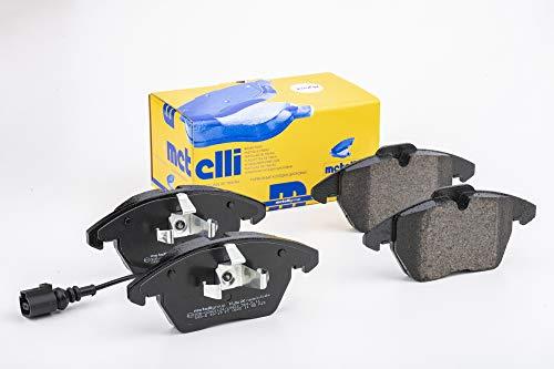 metelligroup 22-0548-0 Bremsbeläge, Made in Italy, Ersatzteile für Autos, ECE R90-zertifiziert, Kupferfrei