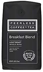 Peerless Coffee & Tea Breakfast Blend Bag